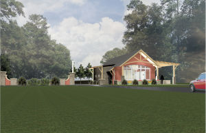 Berry College to build Welcome Center