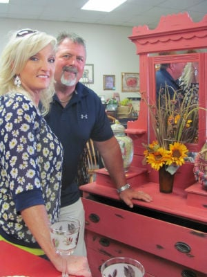 Vintage With a Twist opens in Cedartown
