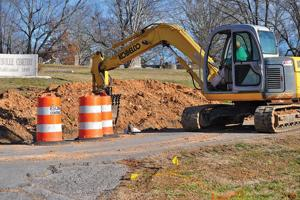 Graysville gets a new water line