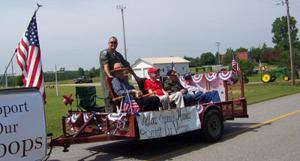 McCord's Crossroads Memorial Day Celebration 2014