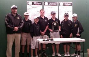 <p>Calhoun Middle boys BGMSAA region champs (contributed photo)</p>
