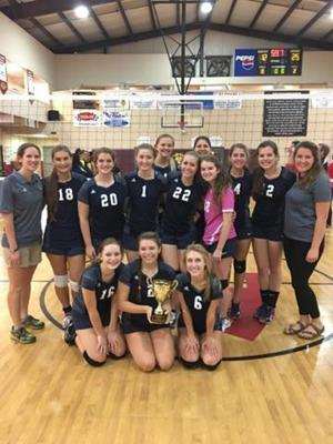 VOLLEYBALL: Unity earns state berth with region runner-up finish