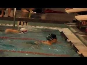 SWIMMING: Rome Wins at Home