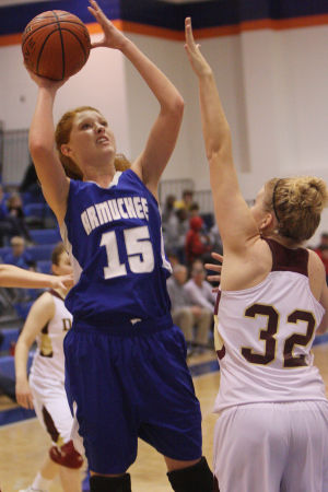 Region 7-AA Basketball: Armuchee Girls v. Dade Co.