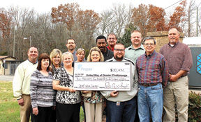 United Way ready to reach campaign goal thanks to companies like Propex