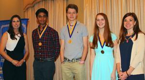 Seven Hills Rotary Club essay winners