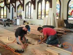 St. Peter's undergoing renovations