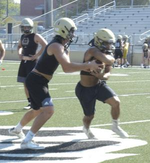 FOOTBALL: Calhoun, Gordon Central hold first official practices