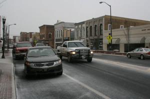 Cedartown snow 1