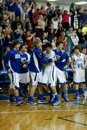 Boys basketball: Armuchee vs. Calhoun
