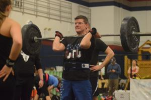 Athletes prove their mettle in grueling competition