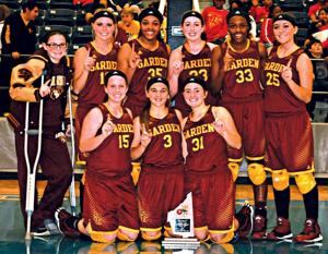 CHEROKEE COUNTY GIRLS BASKETBALL INVITATIONAL CHAMPIONSHIP: Defense leads Spring Garden to tournament title