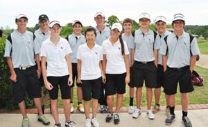 Rockmart golf teams