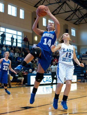 Armuchee Girls Basketball
