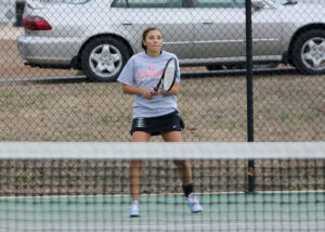 TENNIS: Cedartown gets a much needed break