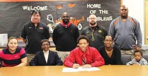 TRACK: LaFayette's Jimmy Stallion to race for Crusaders