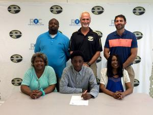 COLLEGE SIGNING: Pepperell's DeSean Ware