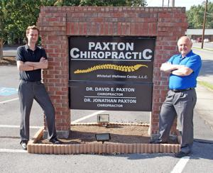 <p>Dr. Jonathan Paxton, D.C., owner of Paxton Chiropractic LLC, answers the questions for today's Small Business Snapshot.<strong></p><p></strong></p>