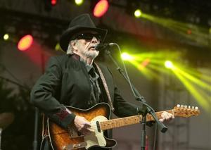 <p>FILE - In this June 28, 2015 file photo, singer-songwriter Merle Haggard performs at the 2015 Big Barrel Country Music Festival in Dover, Del. H (Photo by Owen Sweeney/Invision/AP, File)</p>