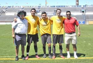 BOYS SOCCER: Holguin, local players help Team GA to shootout win