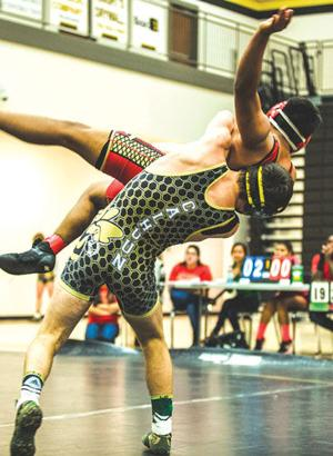 WRESTLING: Calhoun set to host Class AAA Sectional