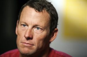 Lance Armstrong says he would probably cheat again if doping were still pervasive in cycling