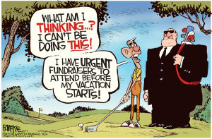 Rick McKee Cartoon