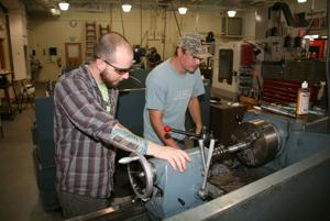 GNTC's Machine Tool Technology Program Sees Increase in Veteran Enrollment