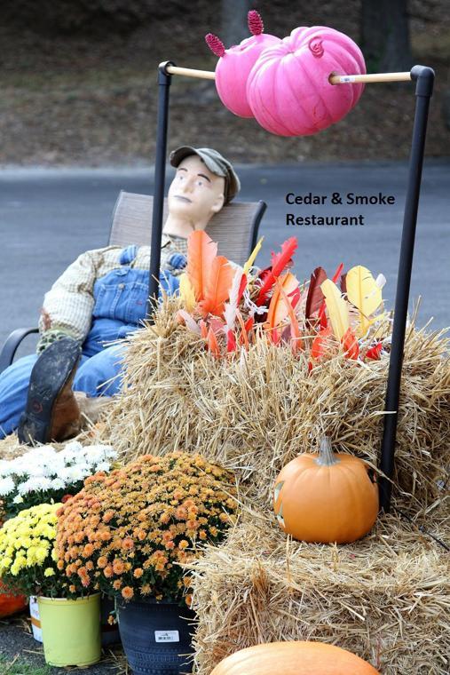 Cedartown Scarecrow Contest