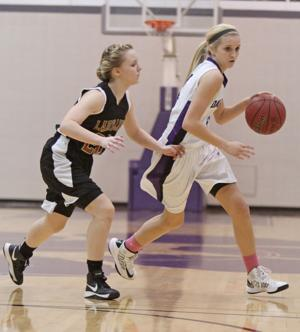 Girls Basketball: Christian Heritage at Darlington