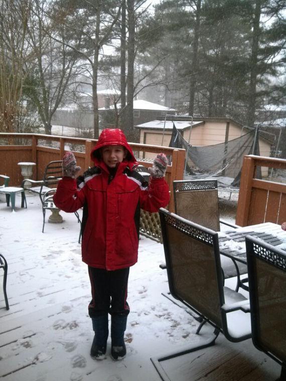 Polk Snow Day 2014 20