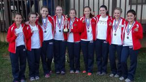 Cross Country: Heritage girls win Region 7-AAAA
