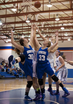 Holiday Tourney: Lady Tigers come back to top Armuchee, 45-38