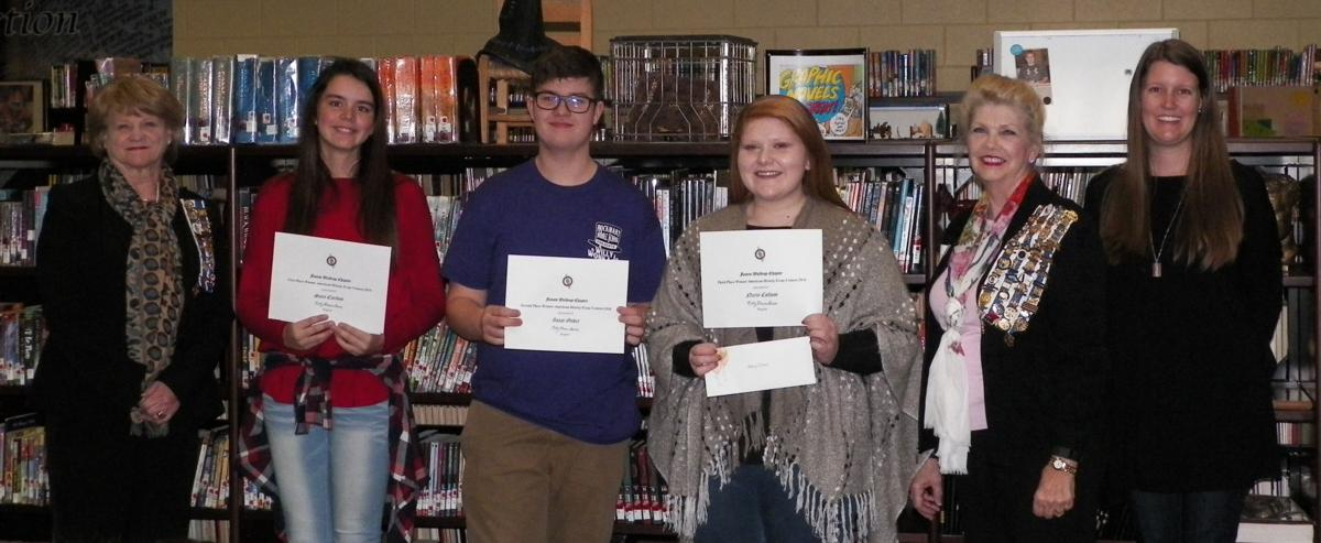 dar essay contest winners Chapter:(one essay at each grade level is selected as the chapter winner and forwarded to the state american history chair for state competition american history essay contest chapter.