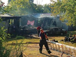 Baby, 6-year-old die in Walker County mobile home fire