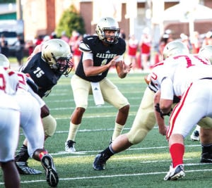 FOOTBALL: Jackets geared up for rivalry matchup at Dalton