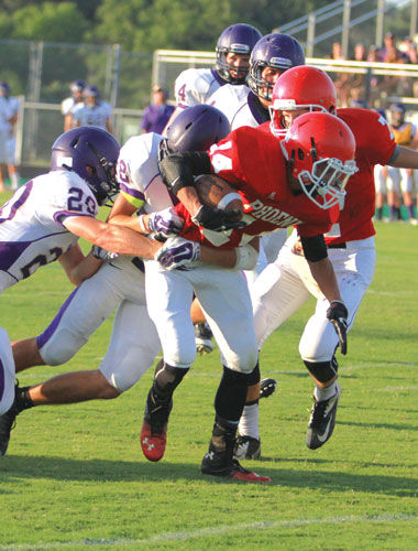 Sonoraville's Dylan Dixon