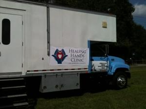 Healing Hands Clinic set for dedication ceremony for new location