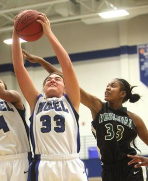 Basketball: Wesleyan at Model Girls