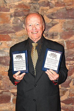 Actor John Hammons won multiple awards