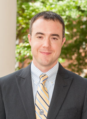 <p>Justin A. Mitchell has been named registrar at Shorter University</p>