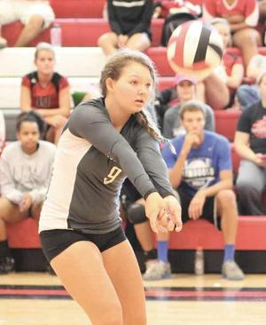VOLLEYBALL: Ridgeland senior named state's Player of the Week