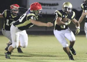 FOOTBALL: Pepperell pulls late shift with Midnight Madness scrimmage