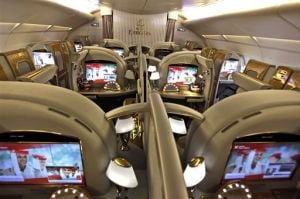 Wealth Gap Luxury in the Skies Glance