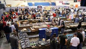 Gun buyers, dealers flock to The Forum