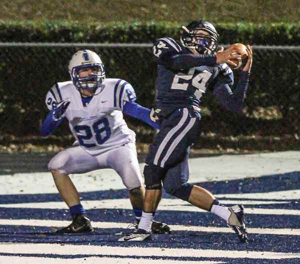 FOOTBALL: Trion guts out a win over Gordon Lee