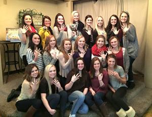 Prep Cheerleading: Calhoun competition cheer receives championship rings