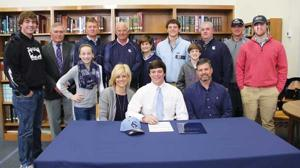 BASEBALL: Rogers to don Cougar colors next season