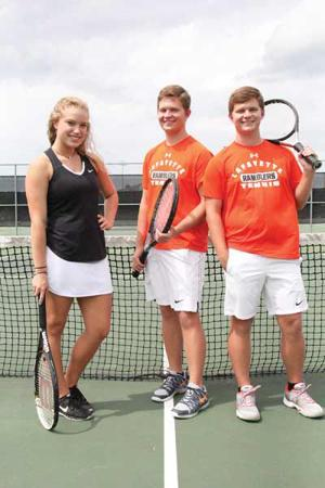 TENNIS: LaFayette standouts named Walker County Players of the Year