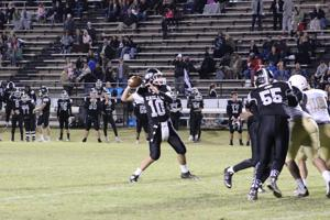 Coosa is shut down by Rockmart in loss at home